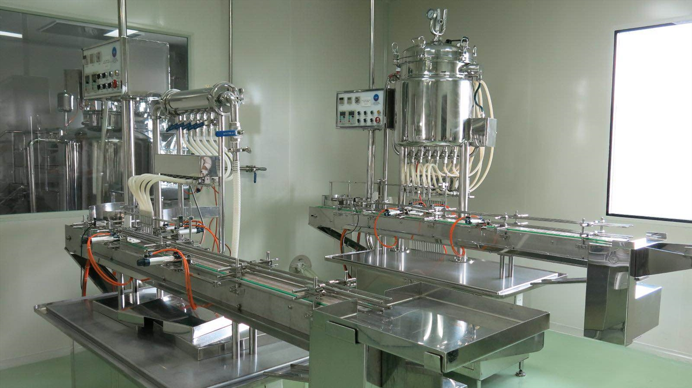 xưởng gia công kem dưỡng trắng face