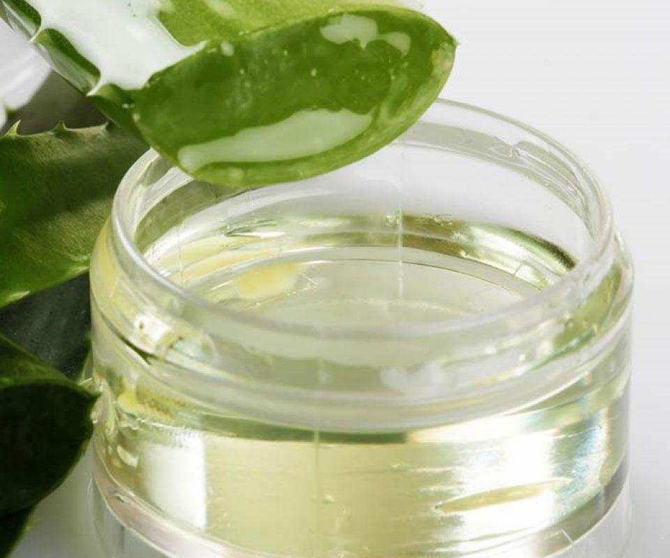 gel dưỡng ẩm aloe vera